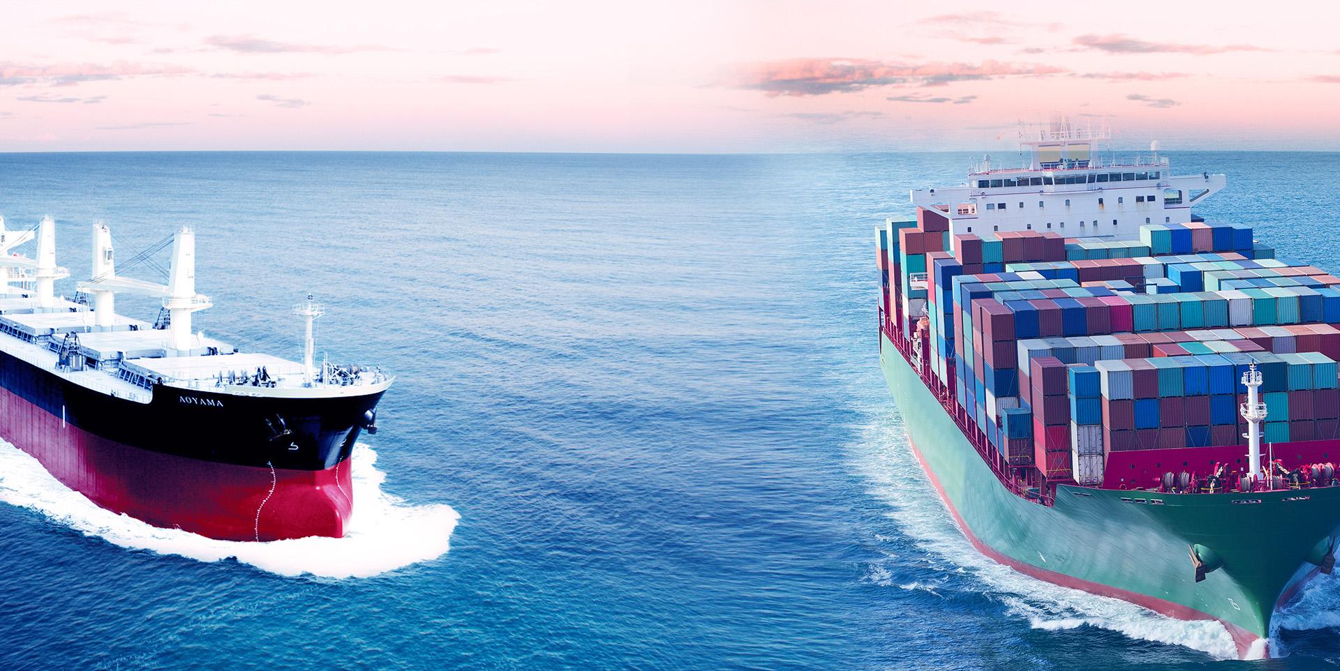 国内国际海运陆运空运